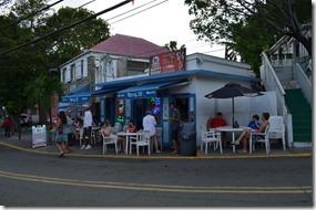 Woodys Seafood Saloon St. John